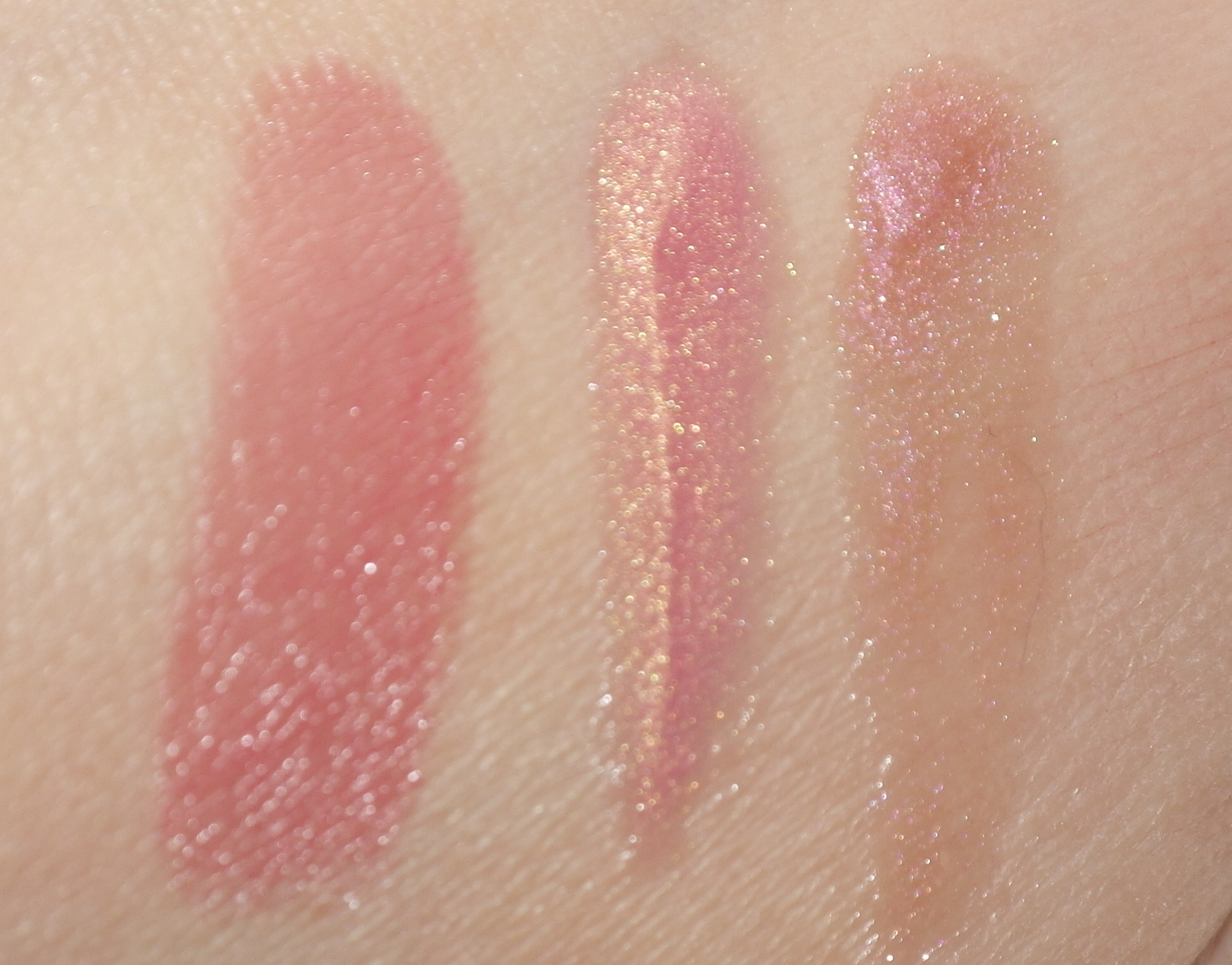 Gold Moxie Lip Gloss Swatches | www.topsimages.com