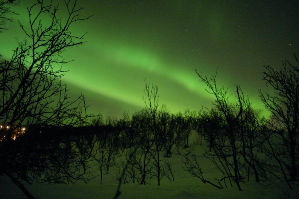 Aurora Borealis over Tromsø