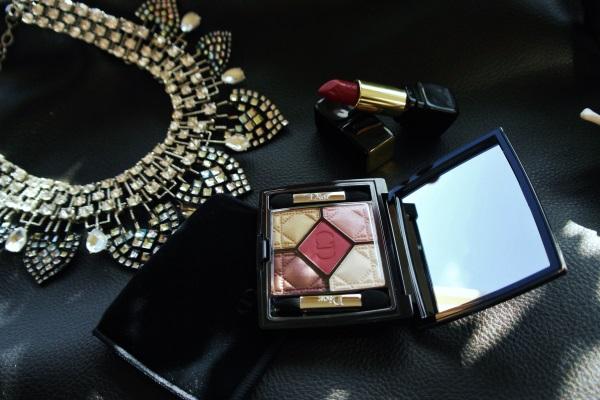 Dior Trafalgar eyeshadow palette