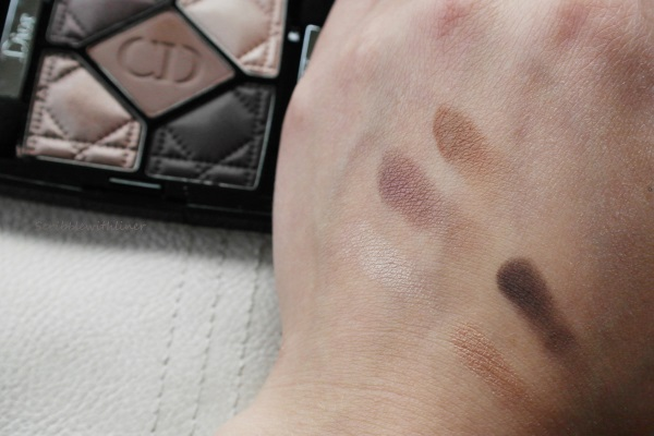 5 Couleurs Eyeshadow Palette - Cuir Cannage by Dior #19